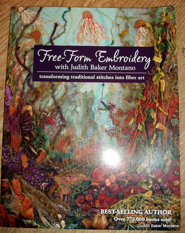 Book Review: Free-Form Embroidery | embroidery for ducks