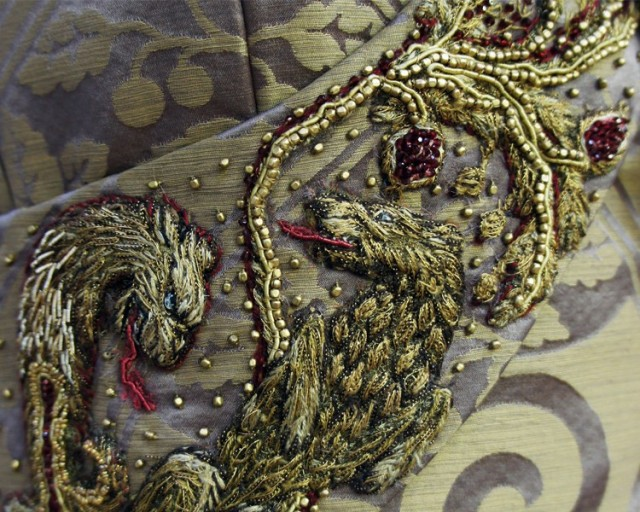 Game Of Thrones Embroidery Embroidery For Ducks